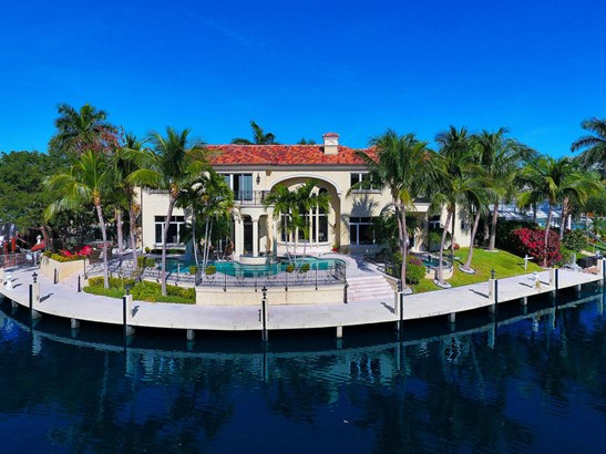 Single-Family Home - Lighthouse Point, FL (photo 1)
