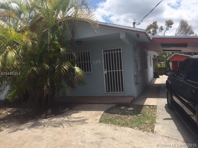 655 Nw 2nd St, Florida City, FL - USA (photo 1)