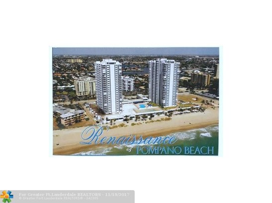 1370 S Ocean Blvd #2008, Pompano Beach, FL - USA (photo 1)