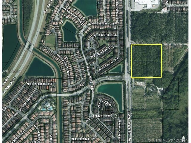 Sw 288 St(approx) & Sw 137 Ave, Homestead, FL - USA (photo 3)