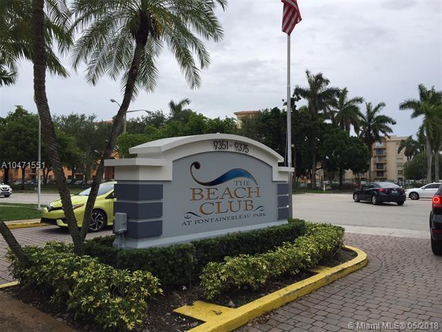 9353 Fontainebleau Blvd  #a206, Miami, FL - USA (photo 1)