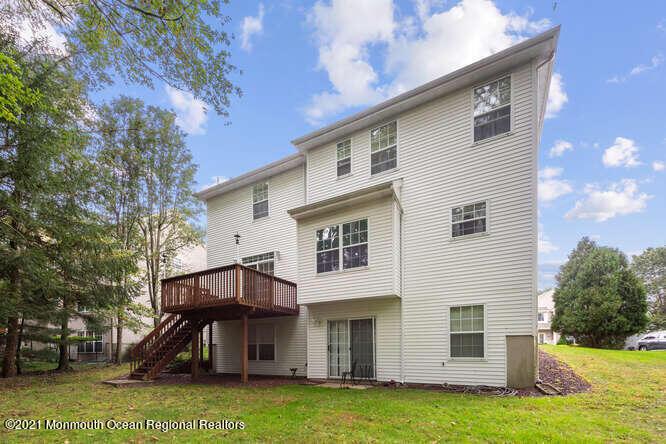 Colonial, Single Family,Detached - Morganville, NJ