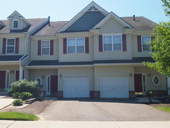 Condominium,Townhouse, Attached,Townhouse - Englishtown, NJ (photo 1)