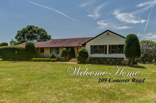 Custom,Expanded Ranch,Ranch, Single Family,Detached - Morganville, NJ (photo 1)