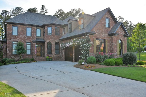 Single Family Detached, Mediterranean - Watkinsville, GA