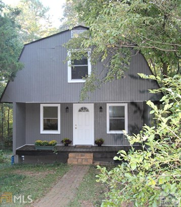 A-frame, Single Family Detached - Bishop, GA