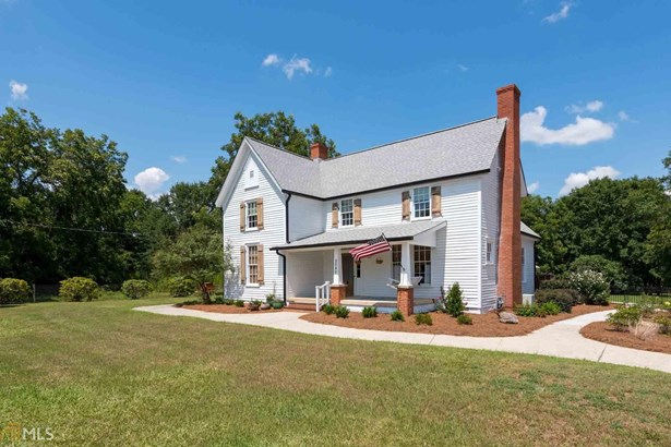 Single Family Detached, Country/Rustic - Bishop, GA