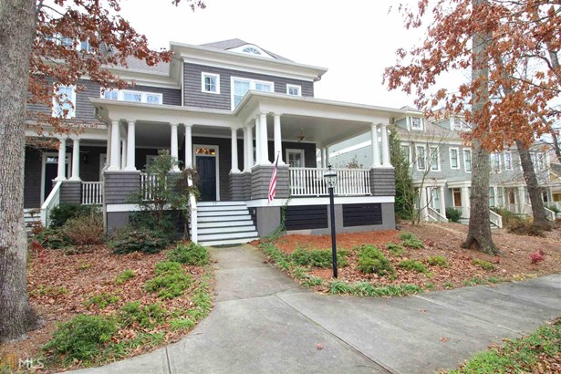 Craftsman, Single Family Attached - Athens, GA (photo 1)