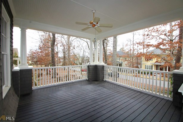 Craftsman, Single Family Attached - Athens, GA (photo 4)