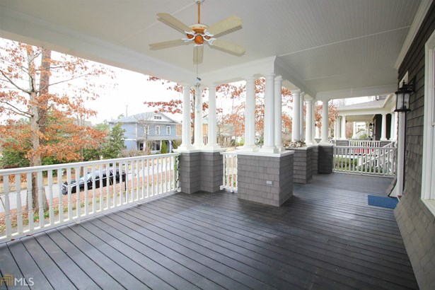 Craftsman, Single Family Attached - Athens, GA (photo 5)