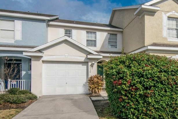 Townhouse, Contemporary - RIVERVIEW, FL (photo 1)