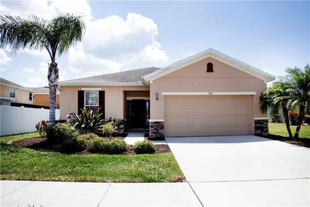 Single Family Residence, Contemporary - RUSKIN, FL