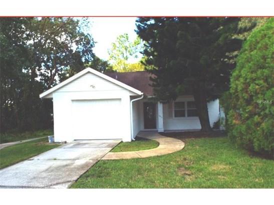 Single Family Home, Contemporary - NEW PORT RICHEY, FL (photo 1)