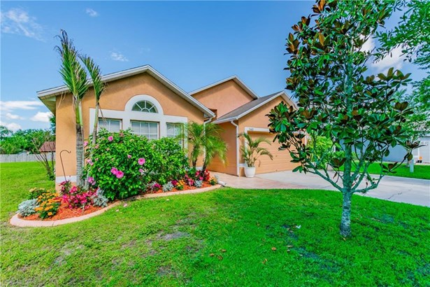 Single Family Residence, Contemporary,Ranch - RIVERVIEW, FL (photo 1)