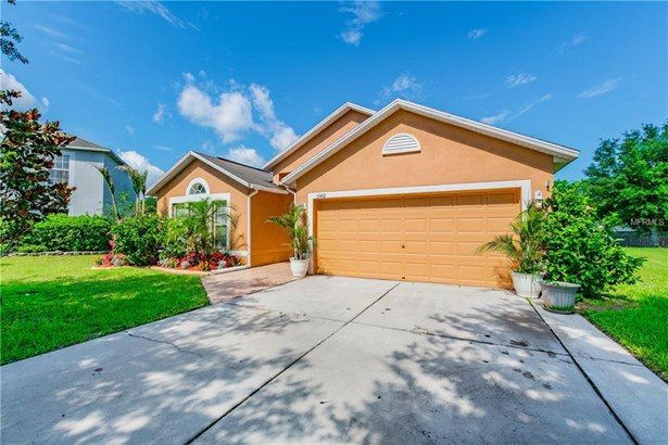 Single Family Residence, Contemporary,Ranch - RIVERVIEW, FL (photo 2)