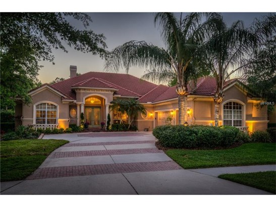 Single Family Home, Contemporary - TAMPA, FL (photo 1)