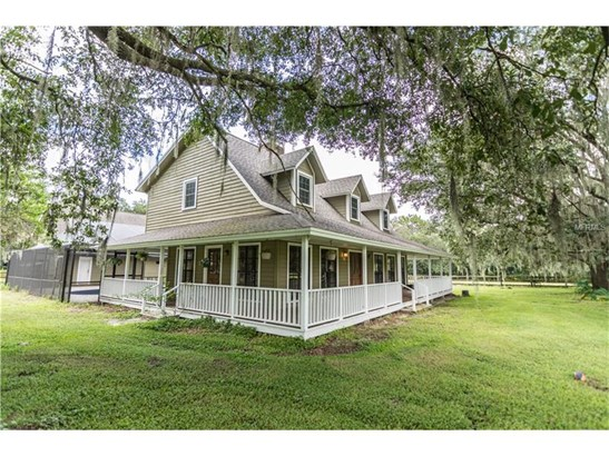 Single Family Home, Ranch,Traditional - LITHIA, FL (photo 1)