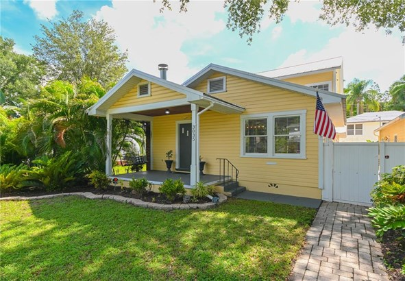 Single Family Residence - ST PETERSBURG, FL