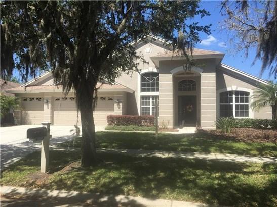 Single Family Residence, Contemporary - LUTZ, FL (photo 1)