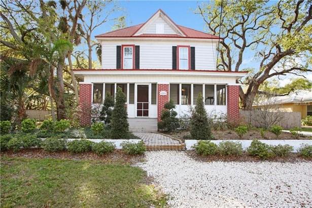 Single Family Home, Victorian - TAMPA, FL (photo 1)