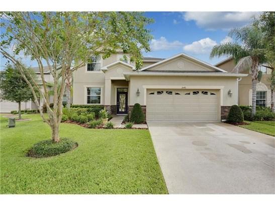 Single Family Home, Traditional - LAND O LAKES, FL (photo 1)