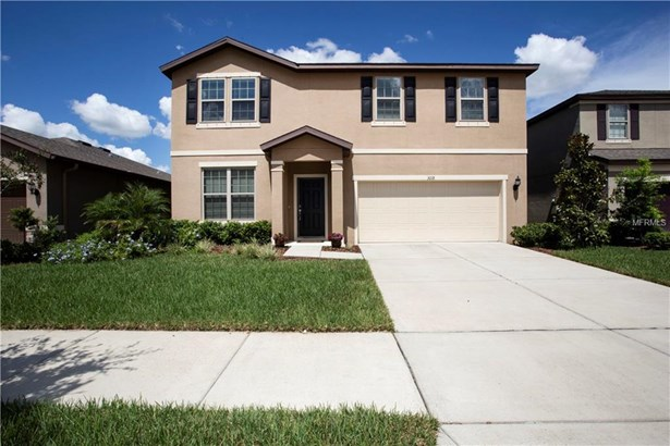 Single Family Residence, Contemporary - LUTZ, FL