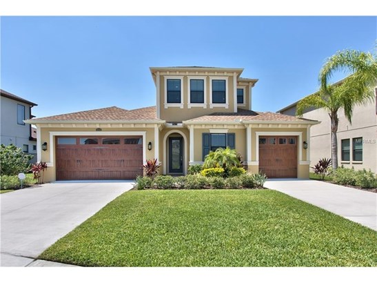 Single Family Home, Contemporary,Florida - WESLEY CHAPEL, FL (photo 1)