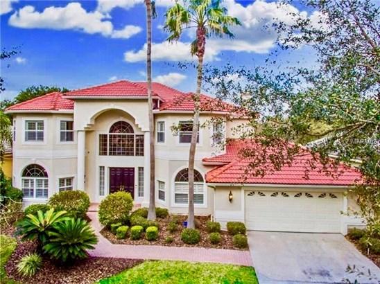 Single Family Home, Spanish/Mediterranean - TAMPA, FL (photo 1)