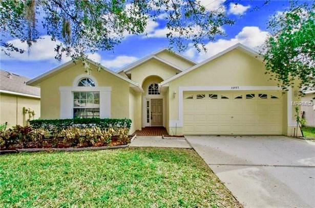 Single Family Residence, Contemporary - TAMPA, FL (photo 1)