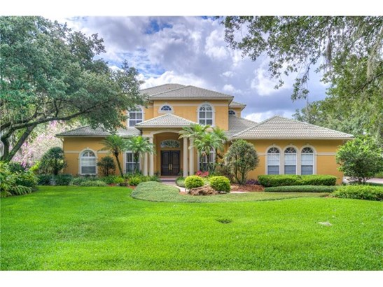 Single Family Home, Spanish/Mediterranean - TAMPA, FL (photo 2)