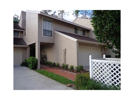Townhouse, Townhouse,Traditional - TAMPA, FL (photo 1)