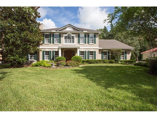 Single Family Home, Colonial - TAMPA, FL (photo 1)