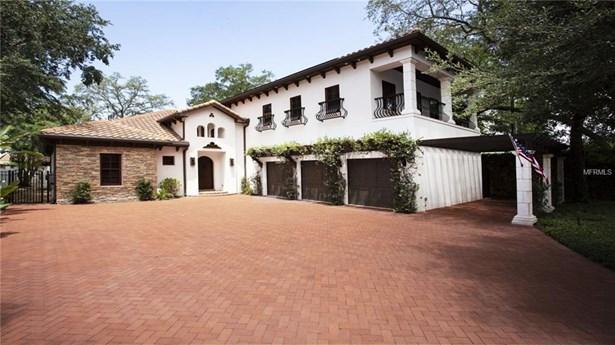 Single Family Residence, Custom - TAMPA, FL (photo 2)