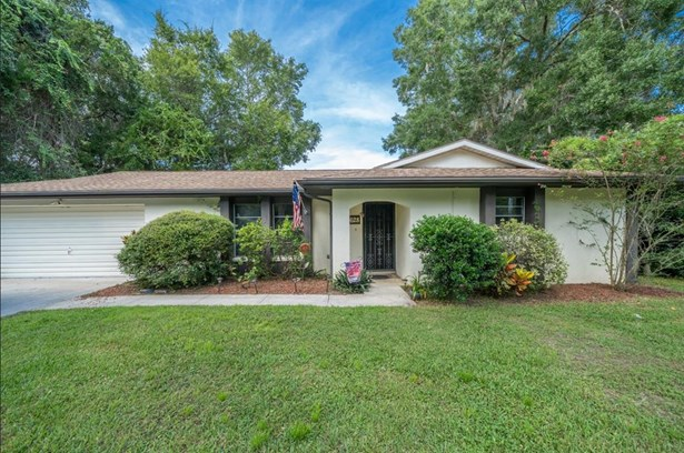 Single Family Residence, Contemporary - CRYSTAL RIVER, FL