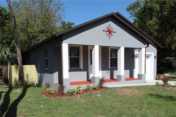 Single Family Residence, Bungalow - TAMPA, FL (photo 2)