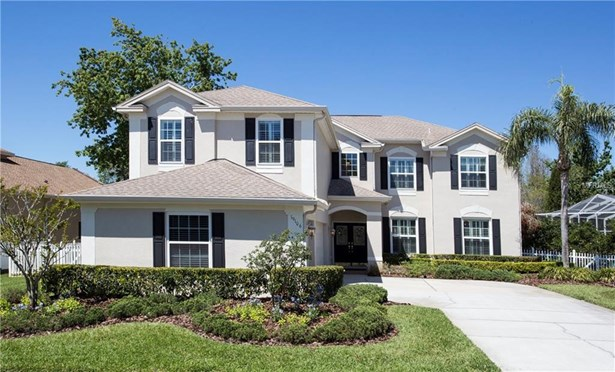 Single Family Residence, Traditional - LUTZ, FL (photo 1)