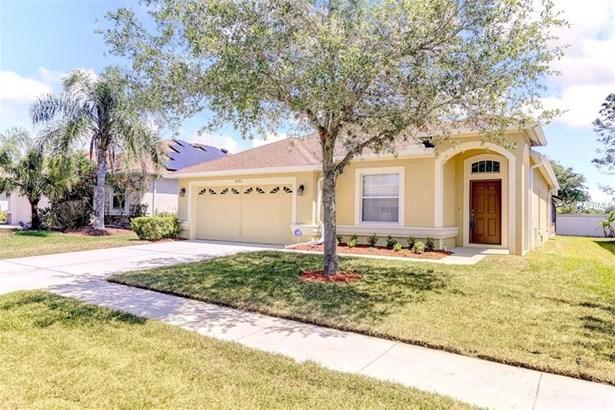 Single Family Residence, Contemporary - WESLEY CHAPEL, FL (photo 1)