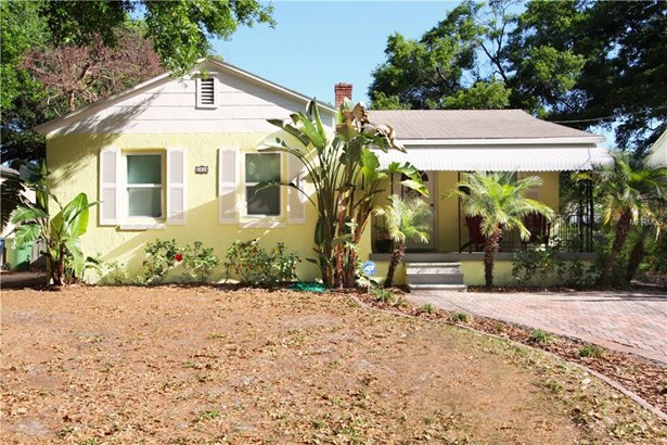 Single Family Residence, Bungalow,Historical - TAMPA, FL (photo 1)