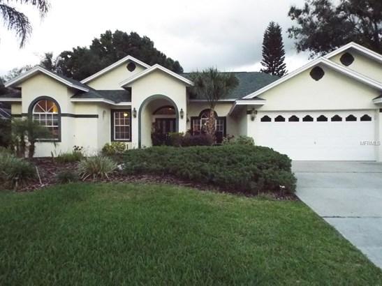 Single Family Residence, Contemporary - ODESSA, FL (photo 1)