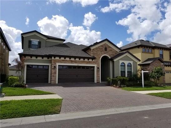 Single Family Residence, Contemporary,Spanish/Mediterranean - BRANDON, FL (photo 1)