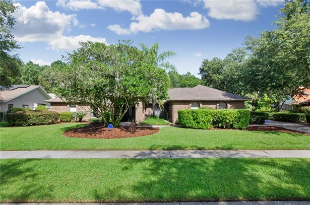 Single Family Residence, Contemporary - TAMPA, FL (photo 1)