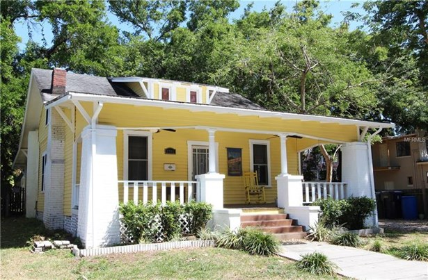 Single Family Residence, Bungalow - TAMPA, FL (photo 1)