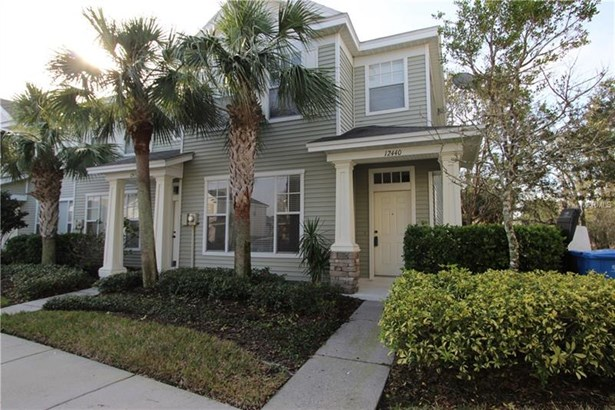 Townhouse - TAMPA, FL (photo 1)