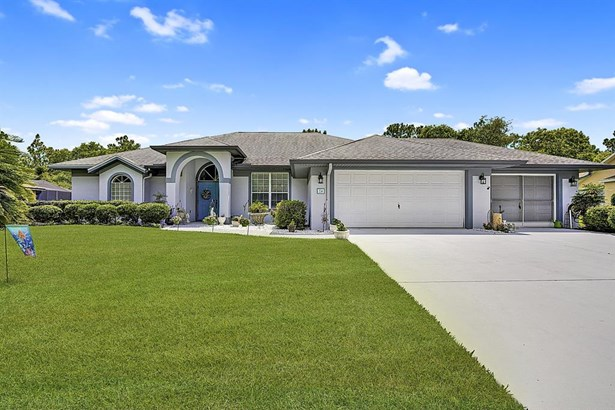 Single Family Residence, Contemporary - HOMOSASSA, FL