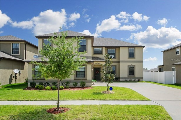 Single Family Residence, Contemporary - RIVERVIEW, FL (photo 1)