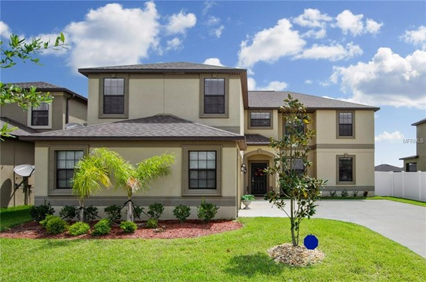 Single Family Residence, Contemporary - RIVERVIEW, FL (photo 3)