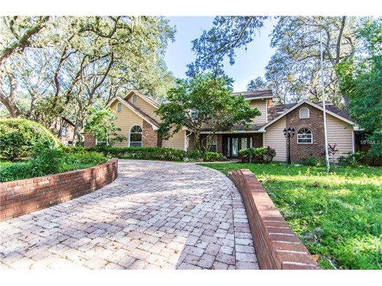 Single Family Home, Colonial - TEMPLE TERRACE, FL (photo 1)
