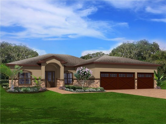 Single Family Residence, Craftsman - SPRING HILL, FL