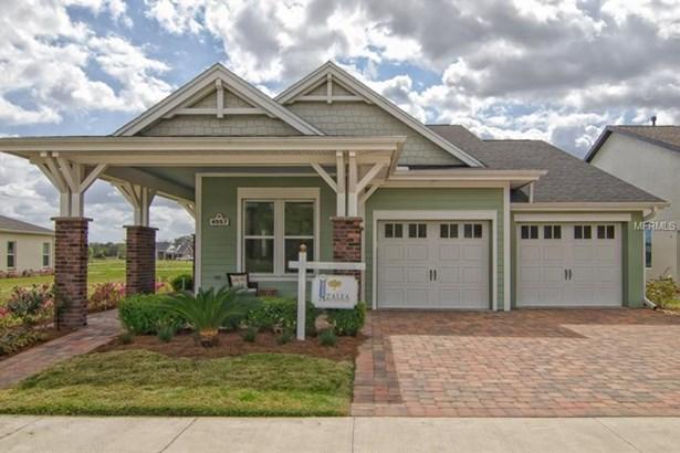 Single Family Residence, Craftsman - OXFORD, FL (photo 1)