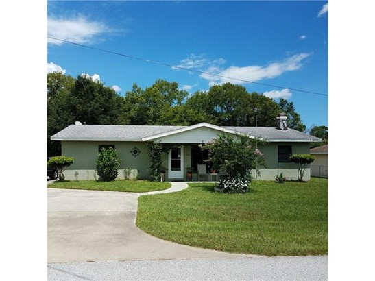 Single Family Home, Ranch - SUMMERFIELD, FL (photo 1)